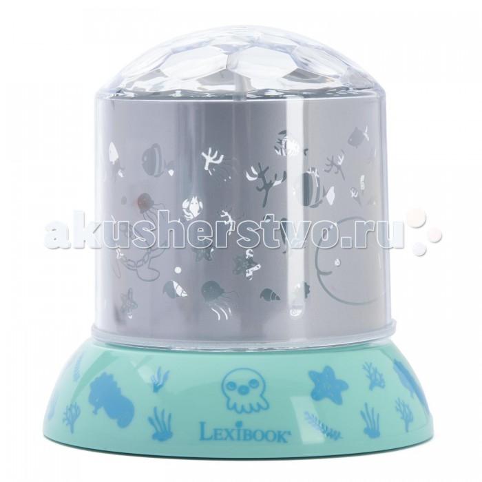 Ночники Lexibook Ночник-проектор, Ночники - артикул:554841
