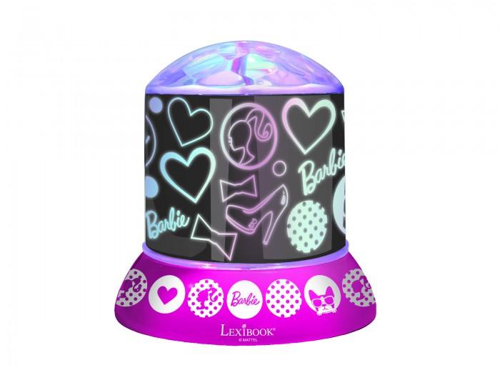 Ночники Lexibook Ночник-проектор Барби недорого