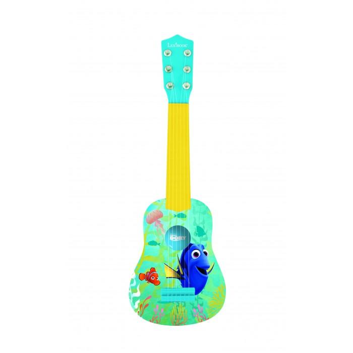 Музыкальные игрушки Lexibook Гитара В Поисках Дори, Музыкальные игрушки - артикул:554996
