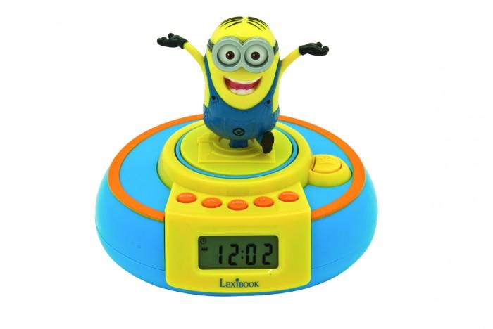 Часы Lexibook Миньоны, Часы - артикул:555056