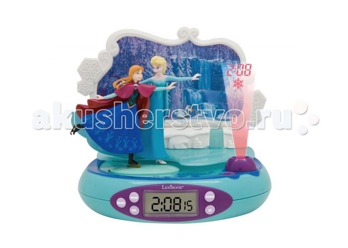 Часы Lexibook Будильник Холодное Сердце, Часы - артикул:555081
