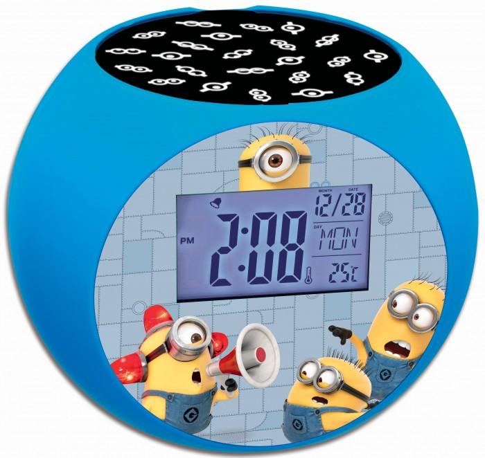 Часы Lexibook Проектор Миньоны, Часы - артикул:555086
