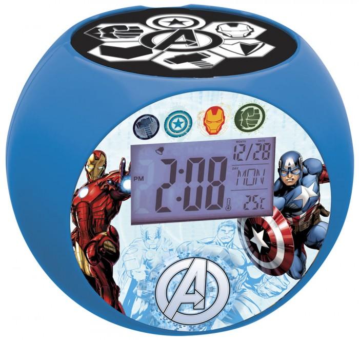 Часы Lexibook Проектор Мстители, Часы - артикул:555091