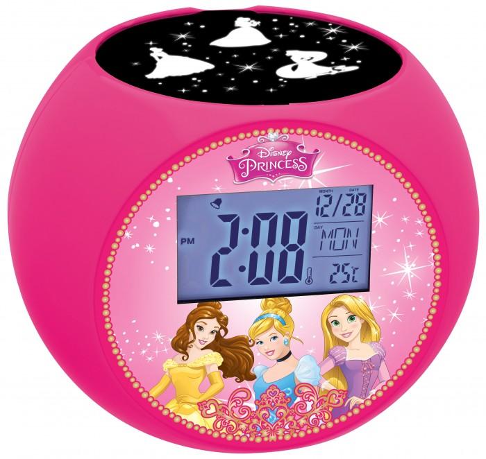 Часы Lexibook Проектор Принцессы Дисней, Часы - артикул:555096