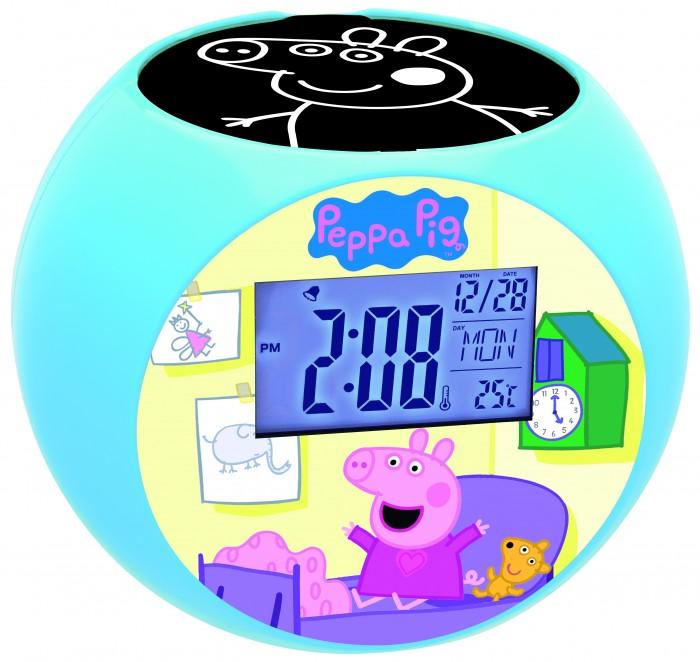 Часы Lexibook Проектор Свинка Пеппа, Часы - артикул:555101