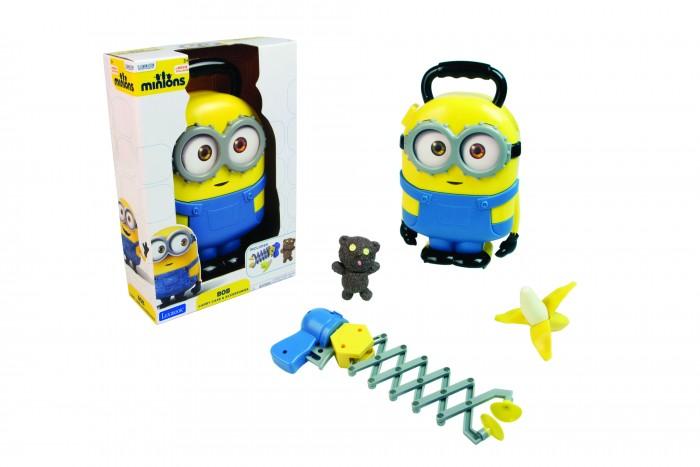 Игровые наборы Lexibook Чемоданчик с игрушками Миньоны printio миньоны