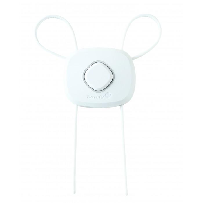 Купить Safety 1st Пластиковый блокиратор открывания распашной дверцы шкафа с кнопкой в интернет магазине. Цены, фото, описания, характеристики, отзывы, обзоры