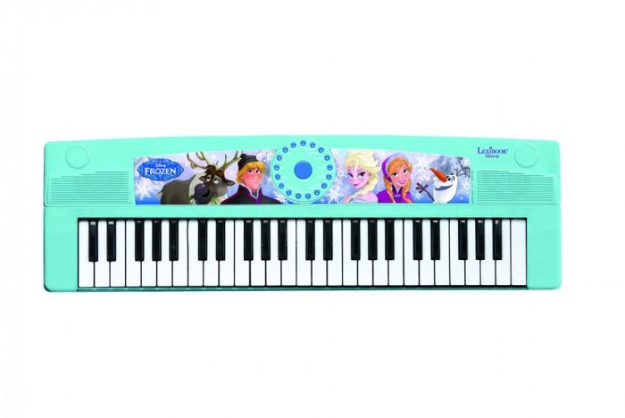 Музыкальные игрушки Lexibook Электро-синтезатор Холодное Сердце, Музыкальные игрушки - артикул:555191