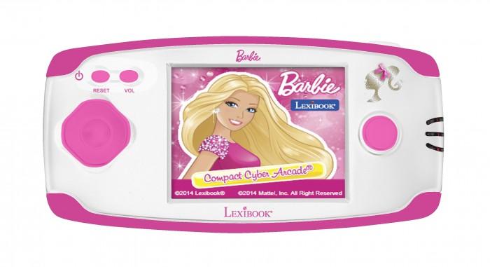 Игровые приставки Lexibook Игровая консоль Барби