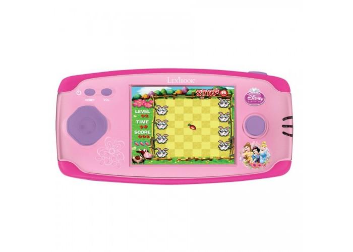Фото Игровые приставки Lexibook Игровая консоль Принцессы Дисней