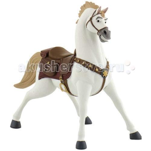 Игровые фигурки Bullyland Конь Максимус 9,5 см игровые фигурки bullyland красавица белль 9 6 см
