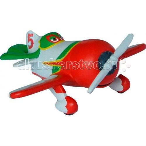 Игровые фигурки Bullyland самолет Эль Чупакабра 6,1 см пластизоль gt7648 эль чупакабра озвученный на колесиках в блистере tm disney 1165606
