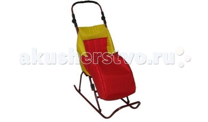 Зимние товары , Санки-коляски R-Toys Имго (без козырька) арт: 55615 -  Санки-коляски