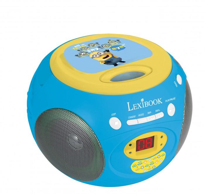 Lexibook CD-плеер Миньоны