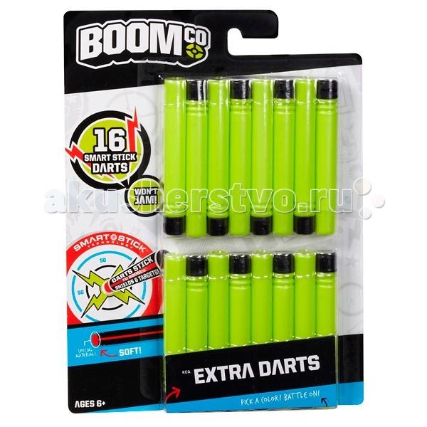 Игрушечное оружие Boomco Дротики  игрушечное оружие jja дротики с мелом для wipe out 3 шт