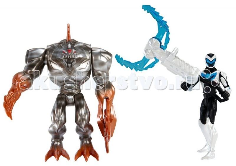 Игровые наборы Mattel Игровой набор Мax Steel против разрушителя игровые наборы mattel форсаж игровой набор