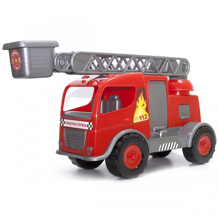 Машины Veld CO Автомобиль Пожарная машина машины veld co игровой набор паркинг пожарная станция