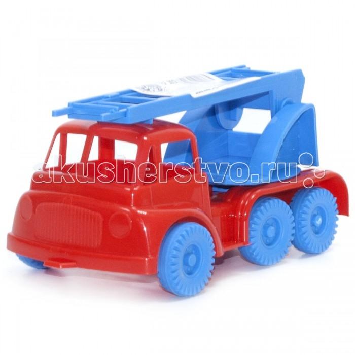 Машины Veld CO Автомобиль Пожарная машинка Тош машины veld co игровой набор паркинг пожарная станция