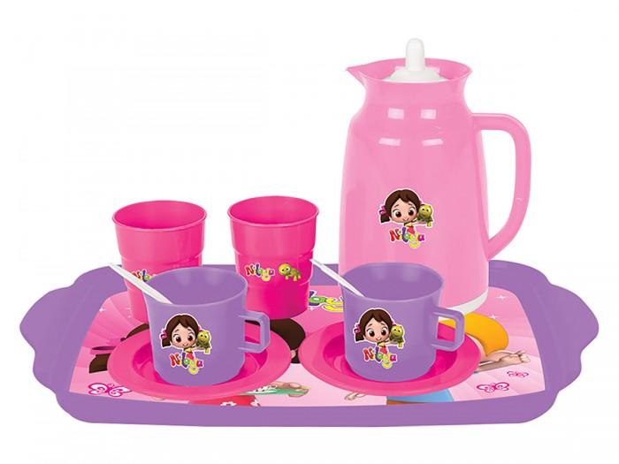Ролевые игры Pilsan Чайный набор Hello Kitty