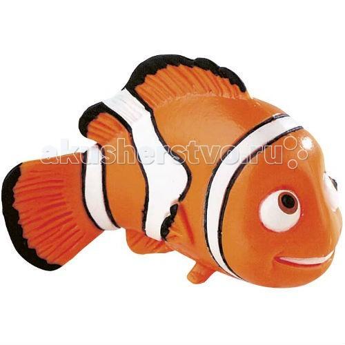 Игровые фигурки Bullyland рыбка Немо 5,5 см игровые фигурки bullyland скрудж макдак 7 5 см