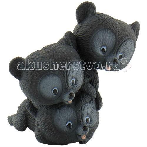 Игровые фигурки Bullyland Фигурка Мишки-тройняшки 4,5 см игровые фигурки bullyland машинка маккуин 6 9 см