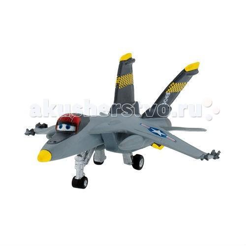 Игровые фигурки Bullyland самолет Эхо 7,2 см игровые фигурки bullyland скрудж макдак 7 5 см
