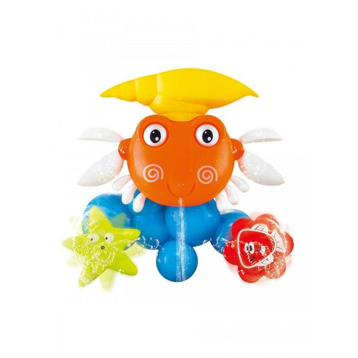 Игрушки для ванны My Angel Игрушка для ванной Крабик много mymei 4шт игрушки для ванной душ вода плавающей скрипучий желтых резиновых уток детские игрушки воды игрушки brinquedos для ванной комнаты