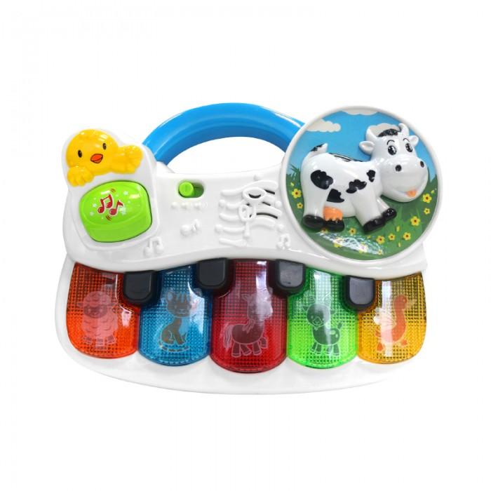 Музыкальные игрушки My Angel Пианино Веселая ферма Кукутики, Музыкальные игрушки - артикул:557691