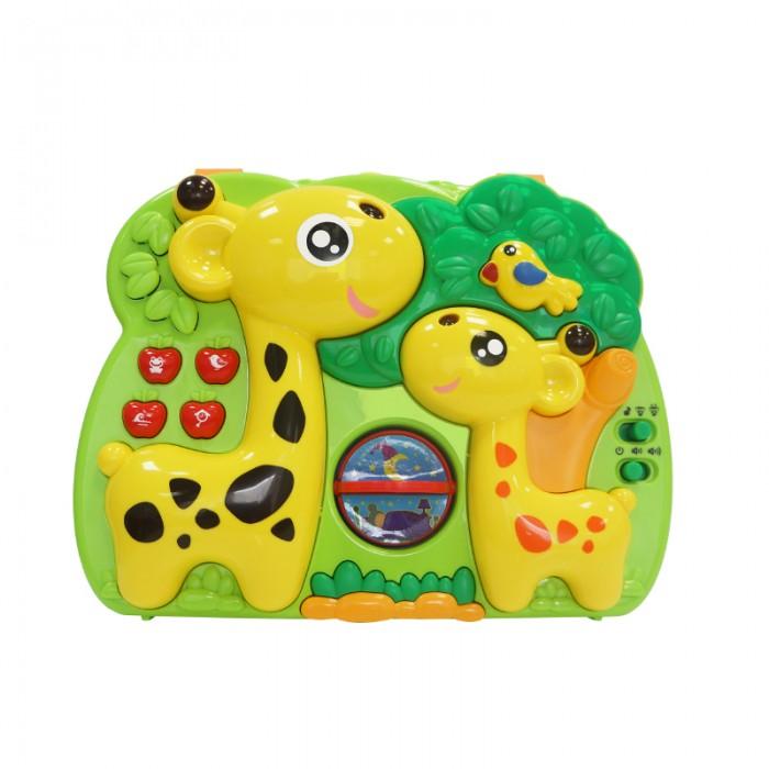 Музыкальные игрушки My Angel Проектор Жирафики Кукутики, Музыкальные игрушки - артикул:557696
