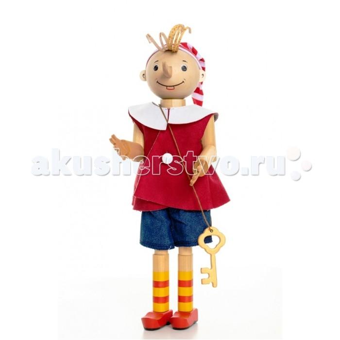 Деревянные игрушки BochArt Буратино бук, Деревянные игрушки - артикул:557921