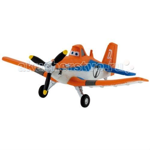 Игровые фигурки Bullyland самолет Дасти Полейполе 7,8 см игровые фигурки bullyland скрудж макдак 7 5 см
