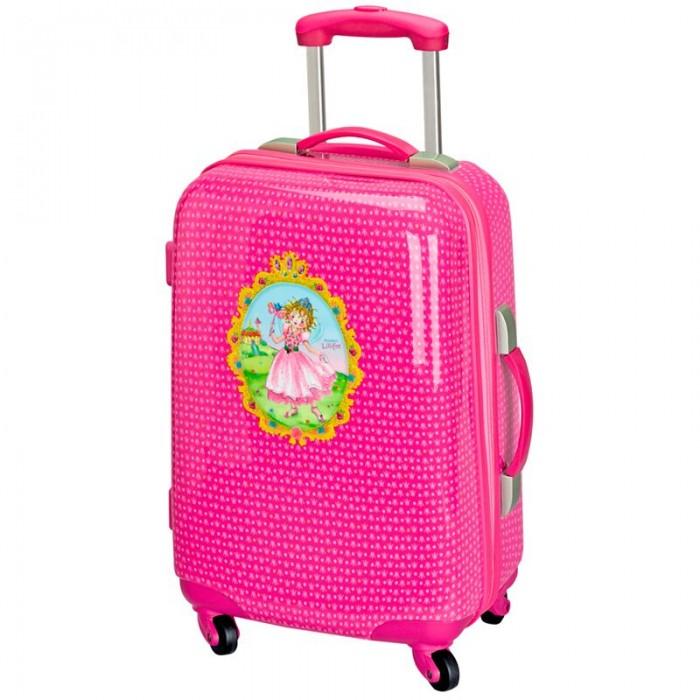 Детские чемоданы Spiegelburg Чемодан Prinzessin Lillifee, Детские чемоданы - артикул:558016