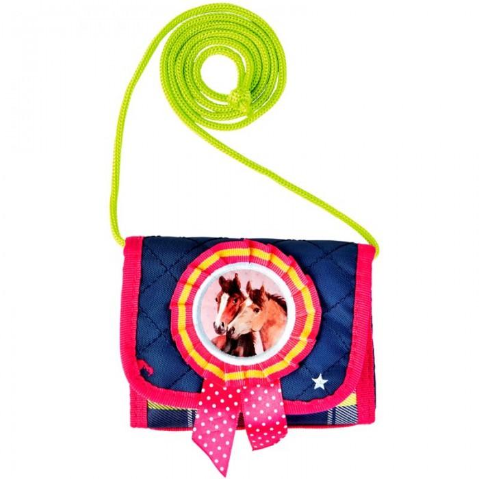 Фото - Сумки для детей Spiegelburg Портмоне Pferdefreunde сумки для детей spiegelburg сумка pferdefreunde 30417