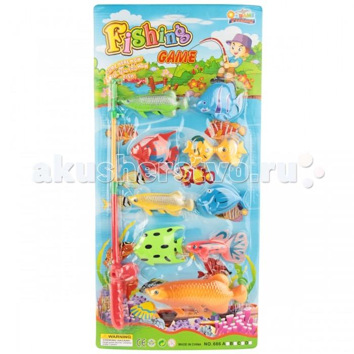 Фото - Игрушки для ванны Veld CO Игра Рыбалка 67818 удочка зимняя swd ice bear 60 см