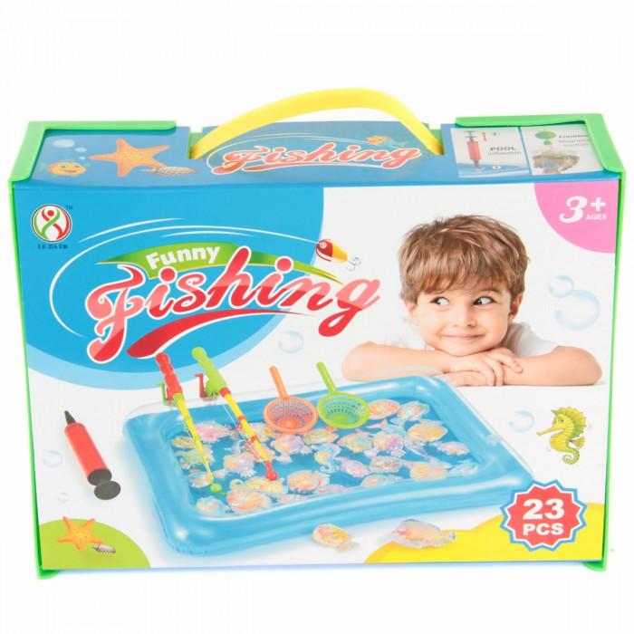 Игрушки для ванны Veld CO Игра Рыбалка 67819 кукла veld co кулинар в белом 29 см 47874 бел