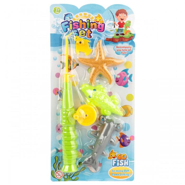 Игрушки для ванны Veld CO Игра Рыбалка 67884