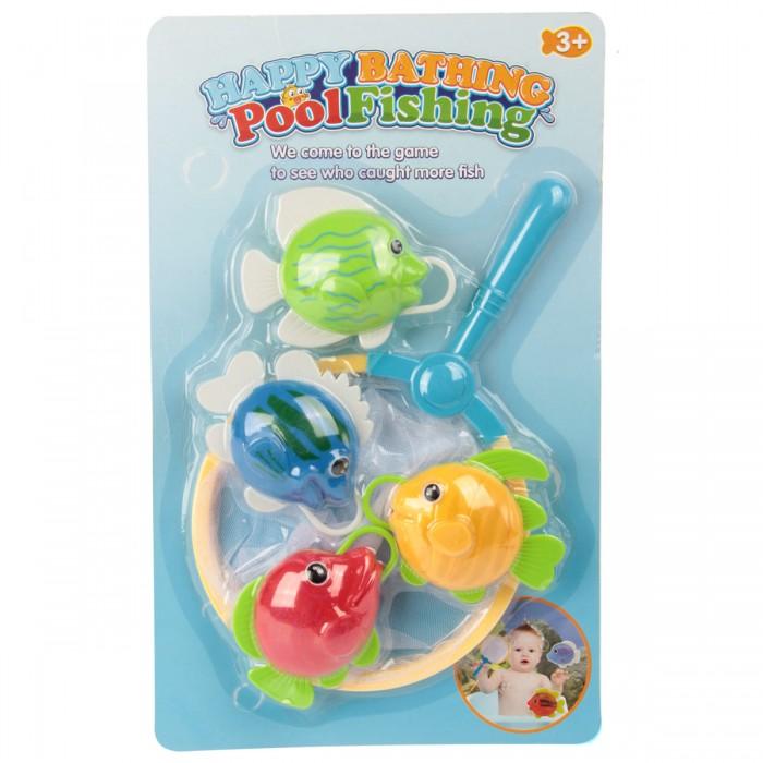 Игрушки для ванны Veld CO Игра Рыбалка 67843