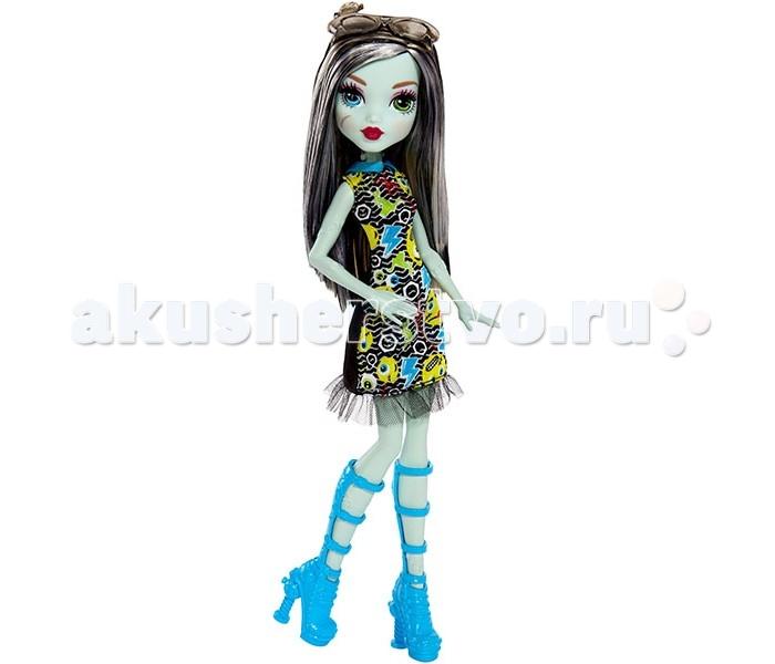 Куклы и одежда для кукол Монстер Хай (Monster High) Кукла Эмодзи Фрэнки Штейн, Куклы и одежда для кукол - артикул:558716