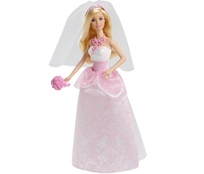 Куклы и одежда для кукол Barbie Кукла-невеста, Куклы и одежда для кукол - артикул:558741