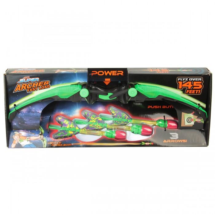 Игрушечное оружие Veld CO Лук с мягкими стрелами 67904, Игрушечное оружие - артикул:559071
