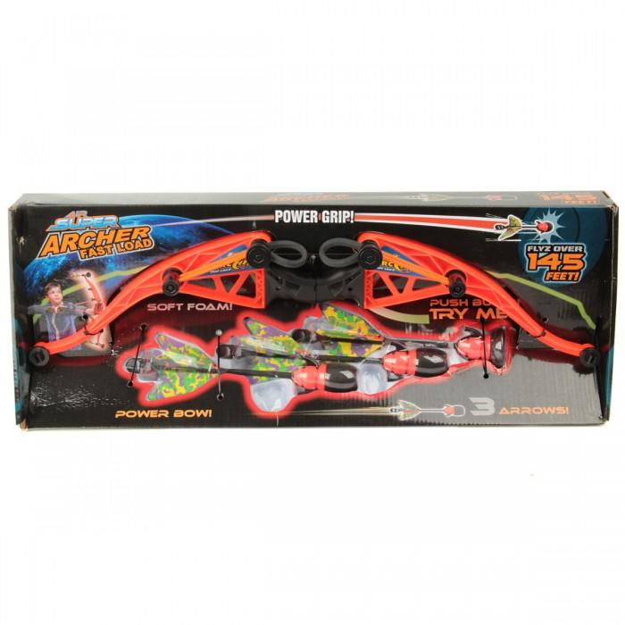 Игрушечное оружие Veld CO Лук с мягкими стрелами 67903 лук и стрелы oem 5 sc 0 b19
