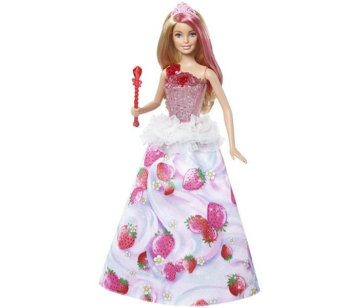Куклы и одежда для кукол Barbie Конфетная принцесса, Куклы и одежда для кукол - артикул:559156
