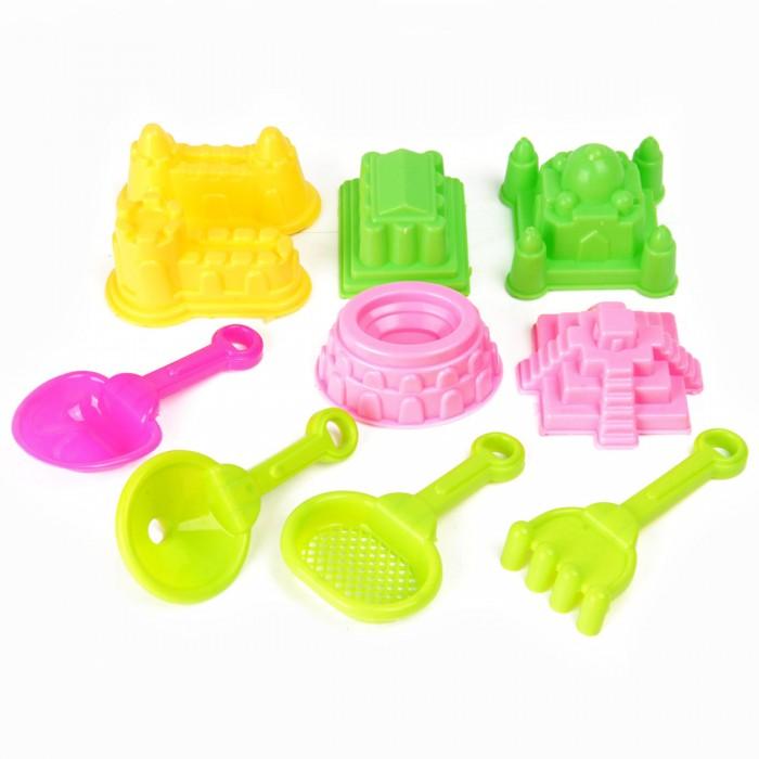 Игрушки в песочницу Veld CO Песочный набор Город ролевые игры veld co набор бытовой техники 47277