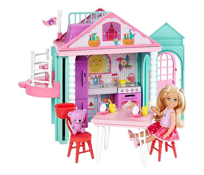 Кукольные домики и мебель Barbie Домик Челси, Кукольные домики и мебель - артикул:559371