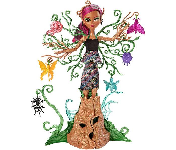 Куклы и одежда для кукол Монстер Хай (Monster High) Кукла Цветочная монстряшка Триса