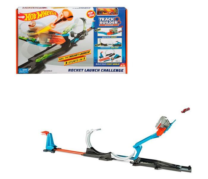 Hot Wheels Конструктор трасс Запуск ракеты от Hot Wheels