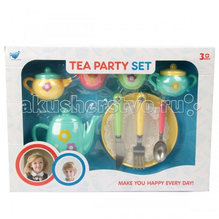 Кукольные домики и мебель Veld CO Набор посуды для кукол 62844