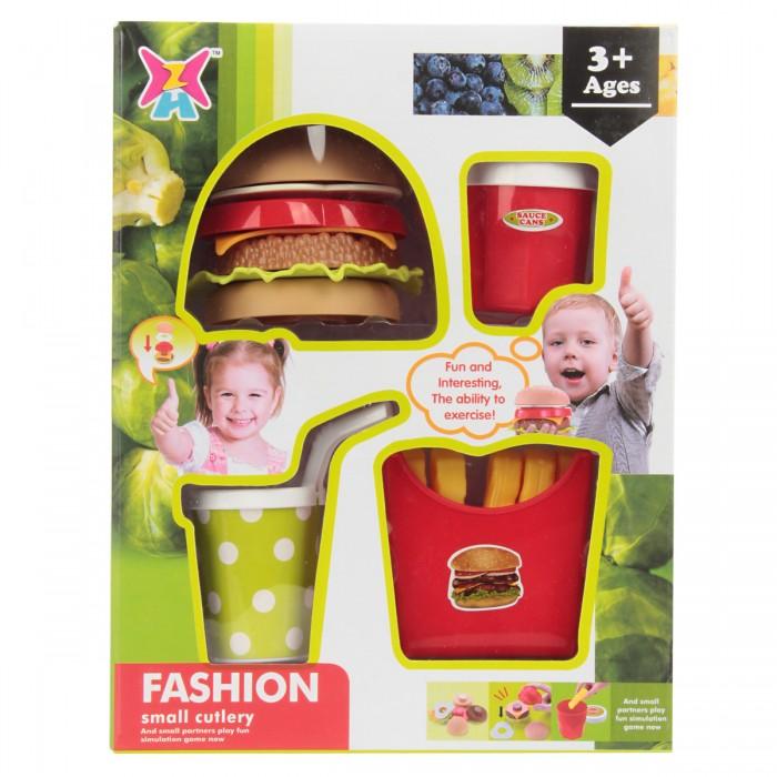 Ролевые игры Veld CO Набор продуктов для кукол 62871 ролевые игры veld co набор парикмахер для питомца