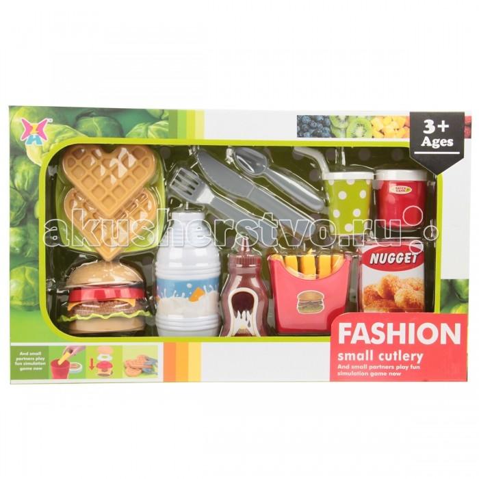 Ролевые игры Veld CO Набор продуктов для кукол 62870 ролевые игры veld co набор парикмахер для питомца