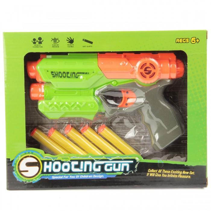 Игрушечное оружие Veld CO Пистолет с мягкими пулями 67952